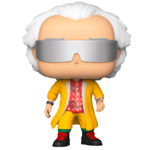 Back to the Future - Doc 2015 Pop! Vinyl Figure