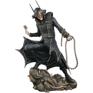 "Dark Nights Metal - The Batman Who Laughs 9"" PVC DC Gallery Statue"