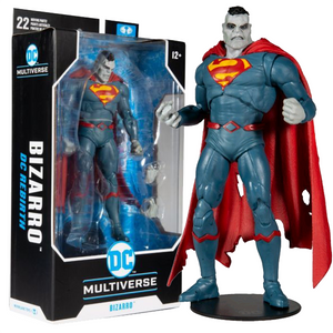 "Superman - Bizarro  DC Rebirth DC Multiverse 7"" Action Figure"
