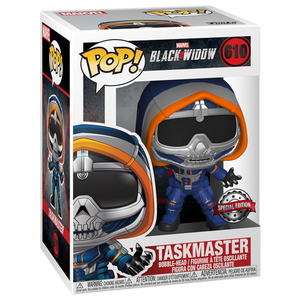 Black Widow - Taskmaster with Claws US Exclusive Pop! Vinyl Figure