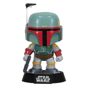 Star Wars - Boba Fett Pop! Vinyl Figure