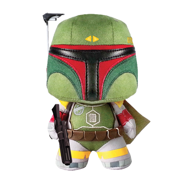 Star Wars Boba Fett Fabrikations Plush