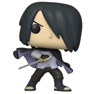 Boruto Naruto Next Generations - Sasuke Uchiha with Missing Arm Specialty Series Exclusive Pop! Vinyl Figure