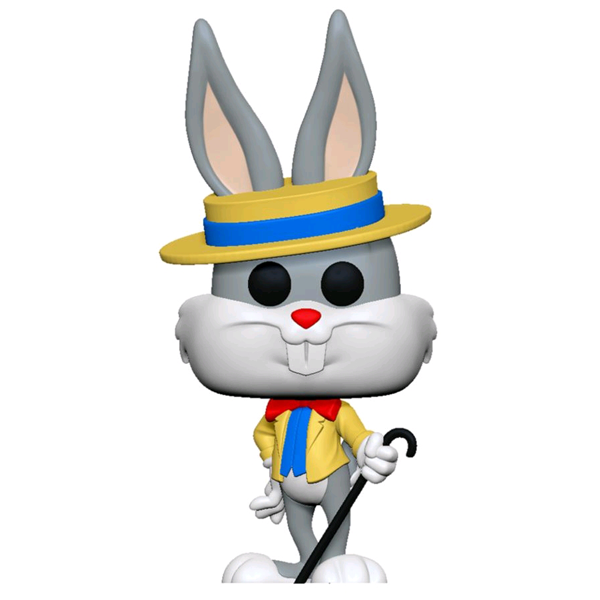 Looney Tunes - Bugs Bunny (Show Outfit) Bugs Bunny 80th Anniversary Pop! Vinyl Figure