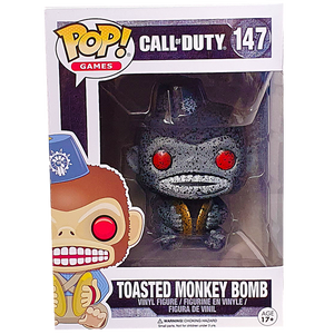 Call of Duty - Toasted Monkey Bomb Pop! Vinyl Figure