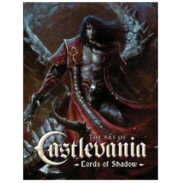 Castlevania - The Art of Castlevania: Lords of Shadow Hardcover Book