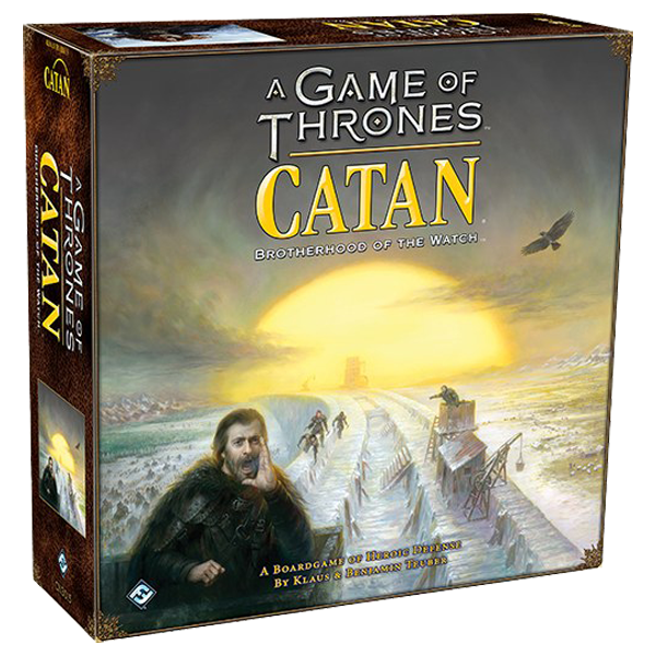 A Game of Thrones - Catan Brotherhood of the Watch