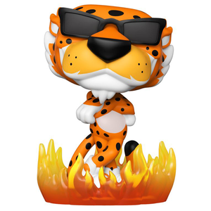 Cheetos Flamin Hot - Chester Cheetah Glow US Exclusive Pop! Vinyl Figure