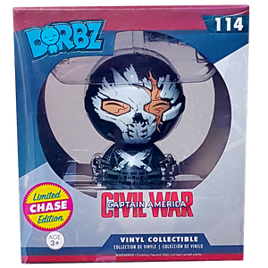Captain America Civil War - Crossbones (Battle Damaged) Chase Dorbz