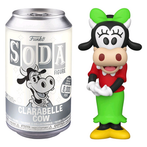 Disney - Clarabelle Cow SODA Figure