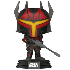 Star Wars Clone Wars - Gar Saxon Pop! Vinyl Figure
