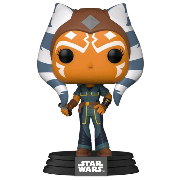 Star Wars Clone Wars - Ahsoka (Casual) US Exclusive Pop! Vinyl Figure