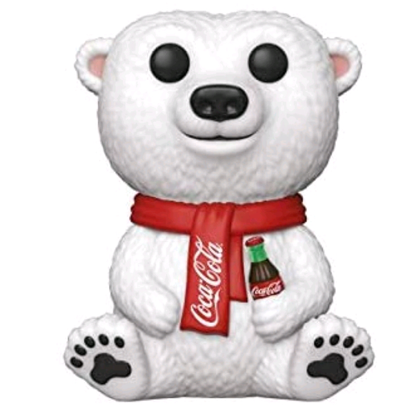 Coca Cola - Polar Bear Pop! Vinyl Figure