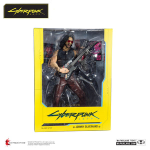"Cyberpunk 2077 - Johnny Silverhand 12"" Figure"