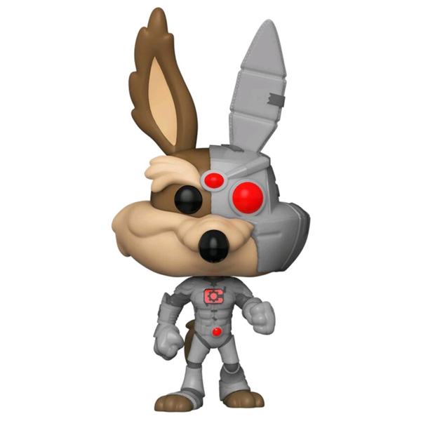 Looney Tunes - Wile E. Coyote as Cyborg US Exclusive Pop! Vinyl Figure