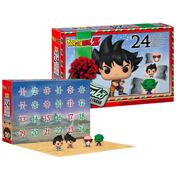 Dragon Ball Z - Pocket Pop! Vinyl Advent Calendar