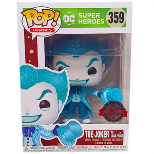 DC Super Heroes - The Joker as Jack Frost Holiday US Exclusive Pop! Vinyl Figure