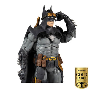 "Batman - Batman DC Multiverse Gold Label Collection 7"" Action Figure by Todd McFarlane"