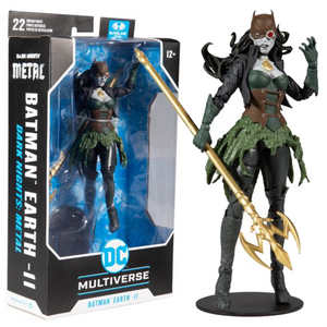 "Dark Nights Metal - The Drowned DC Multiverse 7"" Action Figure"