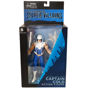 DC Comics - Captain Cold Action Figure