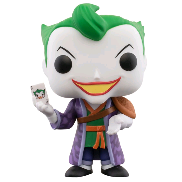 DC Super Heroes - Imperial Palace The Joker Pop! Vinyl Figure