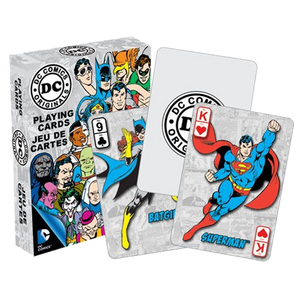 DC Comics - Retro Playing Cards