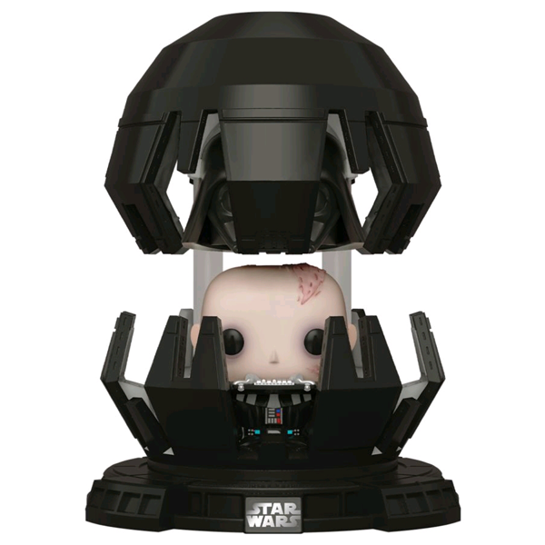 Star Wars The Empire Strikes Back - Darth Vader in Meditation Chamber Deluxe Pop! Vinyl Figure