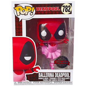 Deadpool - Ballerina Deadpool US Exclusive 30th Anniversary Pop! Vinyl Figure