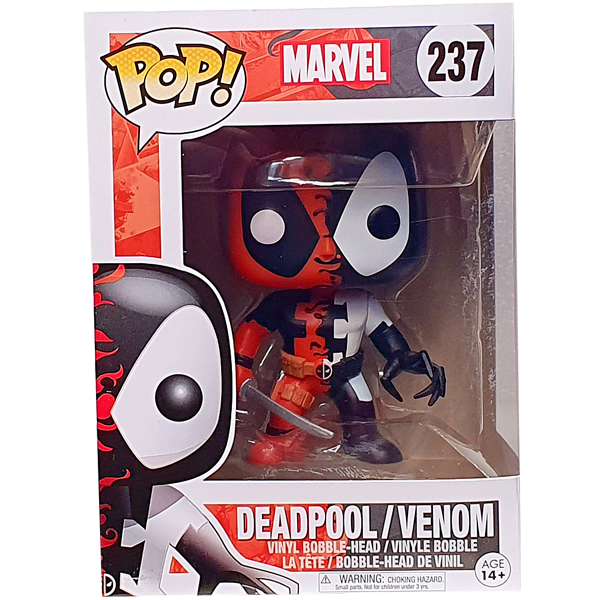 Marvel - Deadpool/Venom US Exclusive Pop! Vinyl Figure