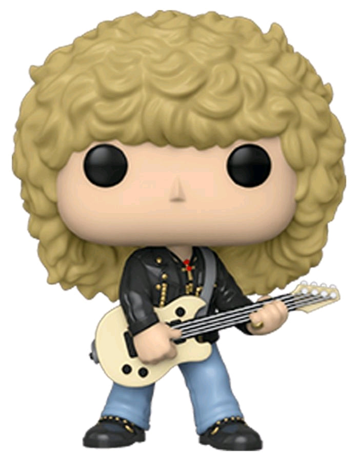 Def Leppard - Rick Savage Pop! Vinyl Figure