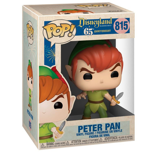 Disneyland 65th Anniversary - Peter Pan Pop! Vinyl Figure
