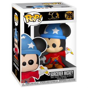 Walt Disney Archives 50th Anniversary - Sorcerer Mickey Mouse Pop! Vinyl Figure