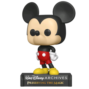 Walt Disney Archives 50th Anniversary - Mickey Mouse Pop! Vinyl Figure