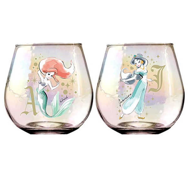 Disney - Disney Princess Globe Glasses 2-Pack