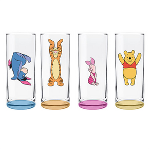 Winnie the Pooh - Highball Glasses 4-Pack