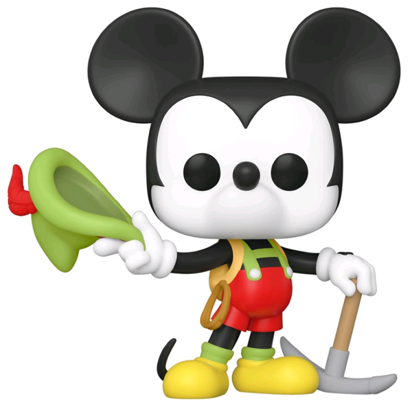 Disneyland 65th Anniversary - Materhorn Bobsleds Mickey Mouse Pop! Vinyl Figure