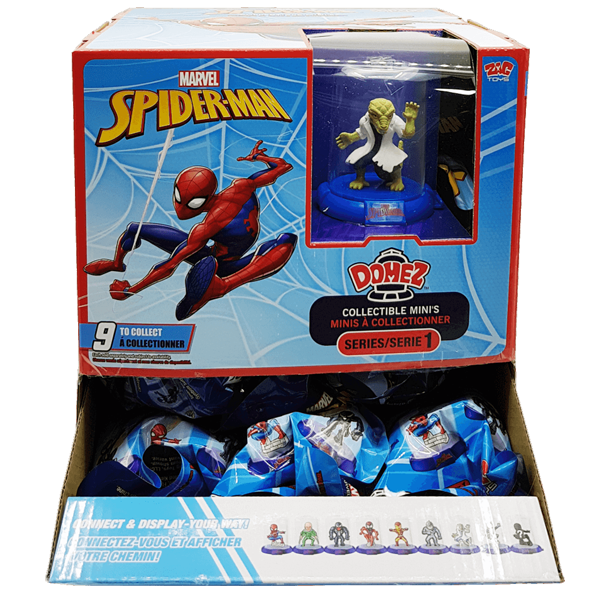 Marvel - Spider-Man Classic Series 1 Domez Blind Bag