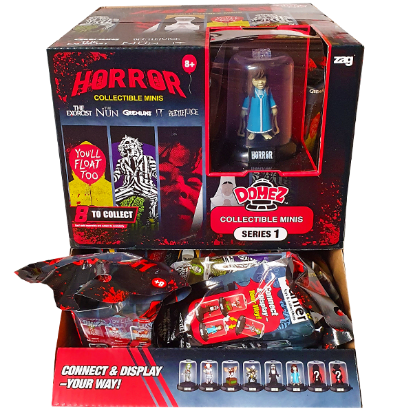 Horror - Best of Horror Domez Blind Bag