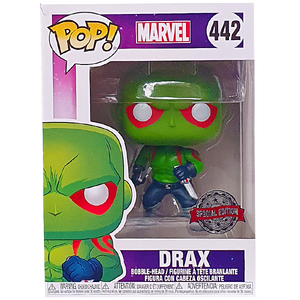 Marvel - Drax Cyber Monday Exclusive Pop! Vinyl Figure