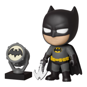 DC Super Heroes – Batman (Black & Yellow) ECCC 2019 Exclusive 5-Star Figure