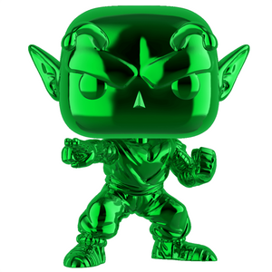 Dragon Ball Z - Piccolo Green Chrome ECCC 2020 Exclusive Pop! Vinyl Figure