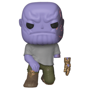 Avengers Endgame - Thanos (Missing Arm) ECCC 2020 Exclusive Pop! Vinyl Figure