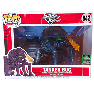 "Starship Troopers - Tanker Bug 6"" ECCC 2020 Exclusive Pop! Vinyl Figure"