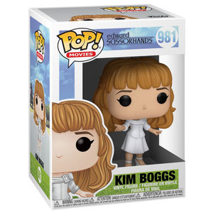 Edward Scissorhands - Kim Boggs Pop! Vinyl Figure