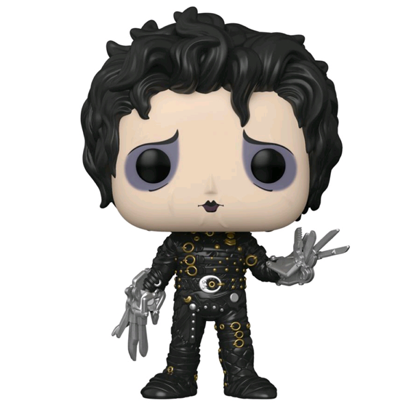 Edward Scissorhands - Edward Scissorhands (New Pose) Pop! Vinyl Figure