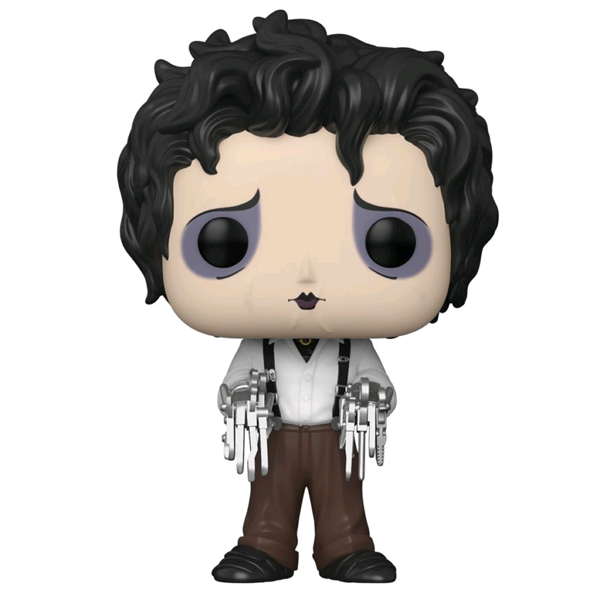 Edward Scissorhands - Edward in Dress Clothes Pop! Vinyl Figure