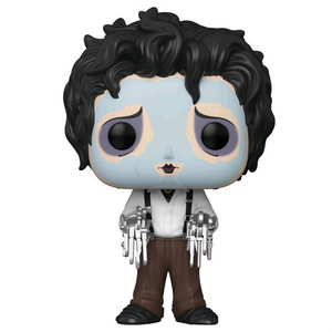 Edward Scissorhands - Edward in Face Mask US Exclusive Pop! Vinyl Figure