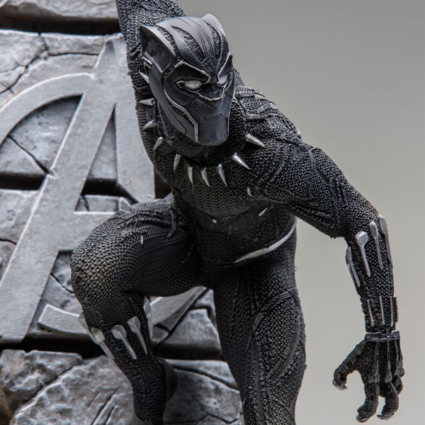 Avengers Endgame - Black Panther 1:10 Scale Statue