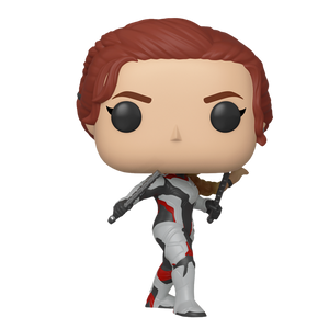Avengers Endgame - Black Widow (Team Suit) Pop! Vinyl Figure