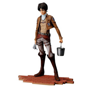 Attack on Titan - Eren Jaeger Brave Act (Cleaning Version) 1:8 Scale Statue